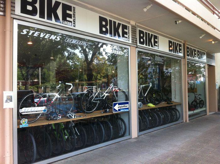 Bike lager karlsruhe