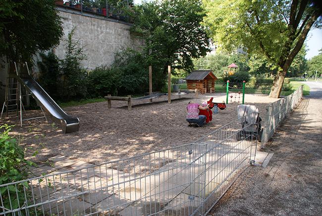 Spielplatz Wilhelmstraße
