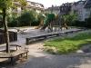 Spielplatz Grünstreifen zwischen Marienstraße und WilhelmstraßeDSC