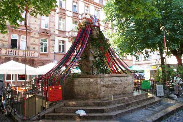 Idianerbrunnen