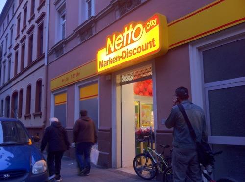 Netto Supermarkt