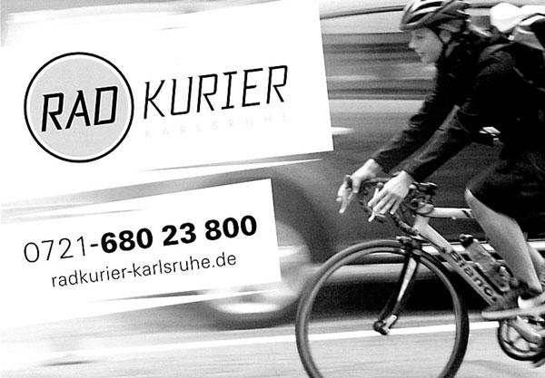 Radkurier Karlsruhe