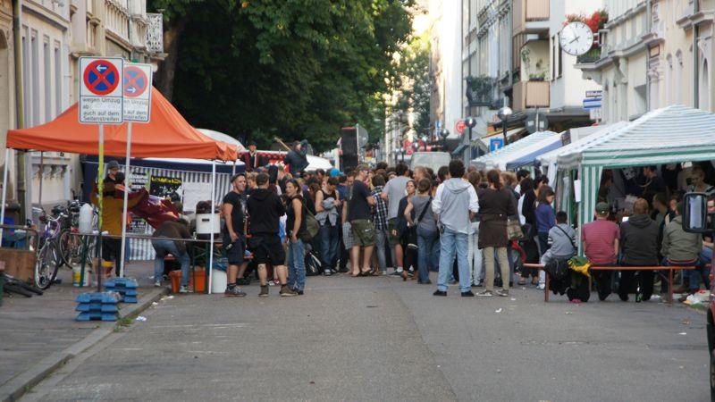Werderstrassenfest 2012