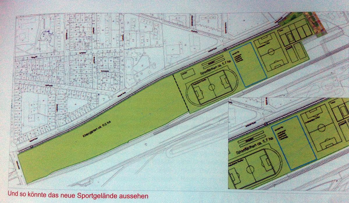 Bebauungspläne Stuttgarter-Straße