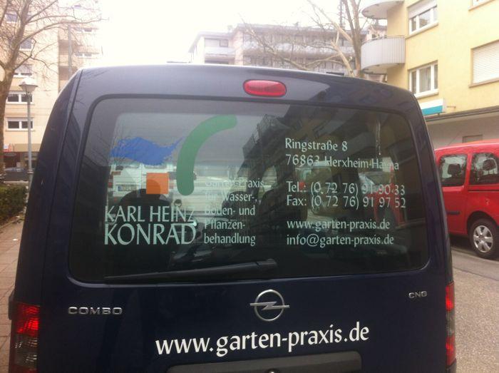 Garten Praxis
