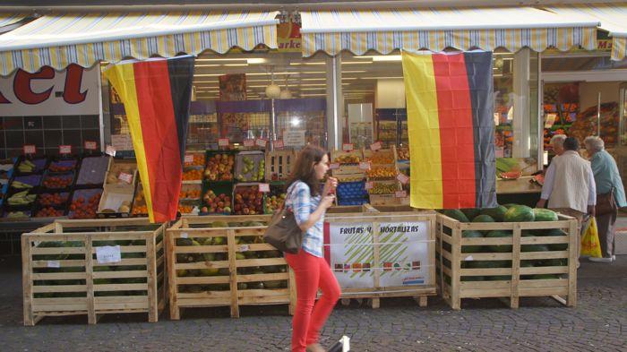 Türkischer Supermarkt