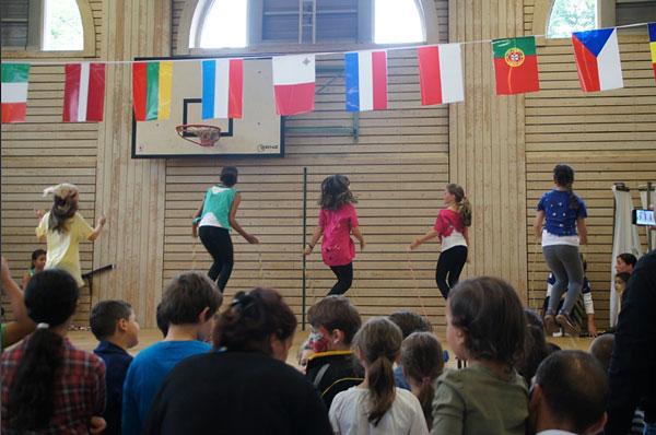 Grundschulfest Nebeniusschule 29.6.2013