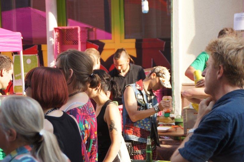 Werderstrassenfest 2013