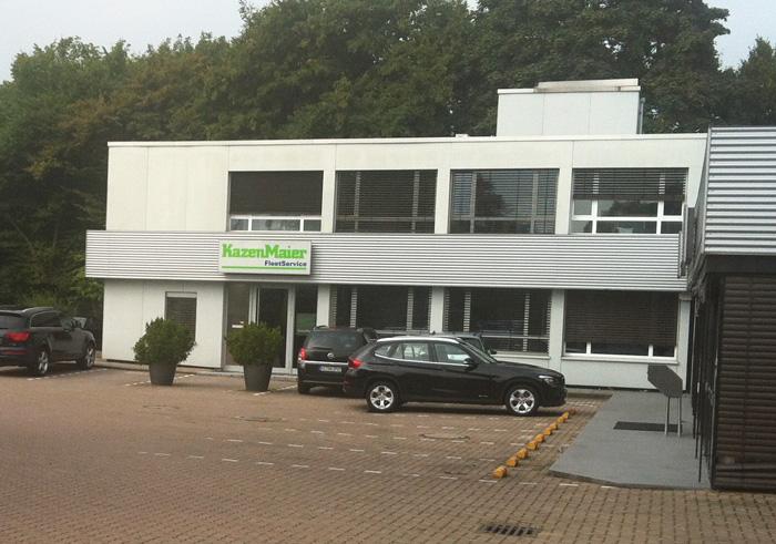KazenMaier und EFA-Tankstelle (gibt es nicht mehr)
