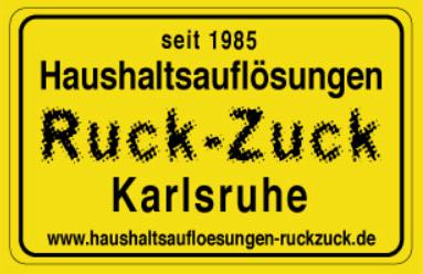 Haushaltsauflösung Ruck-Zuck