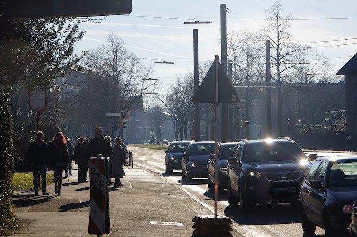 Ettlingerstrasse_Stau