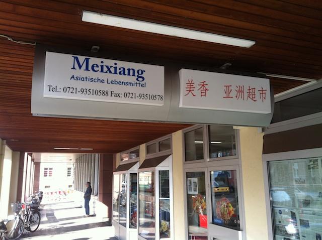 Meixiang – asiatische Lebensmittel
