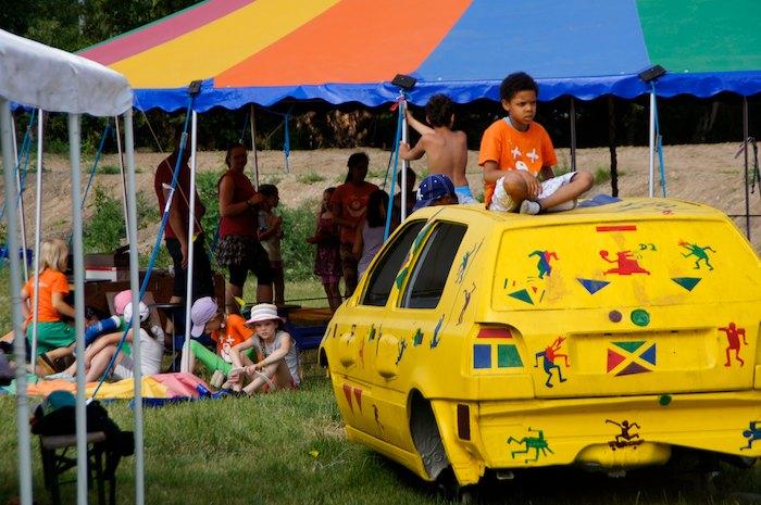 Kinderzirkusfestival 2014