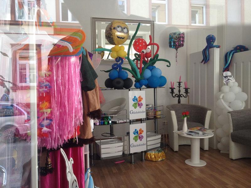 Glückskinder Karlsruhe – Kinder-Eventagentur.