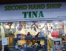 Second Hand Shop TINA