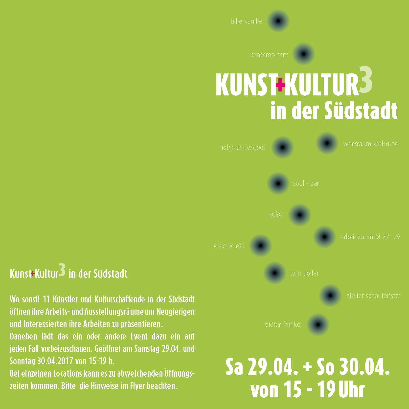 KUNST + KULTUR 3