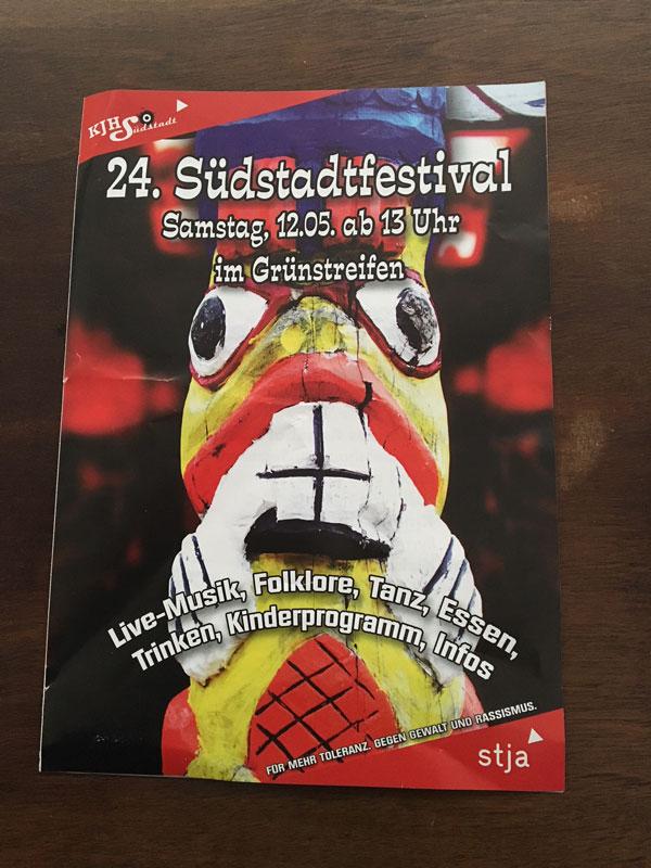 24. Südstadtfestival