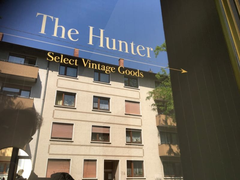 The Hunter – Select Vintage Goods
