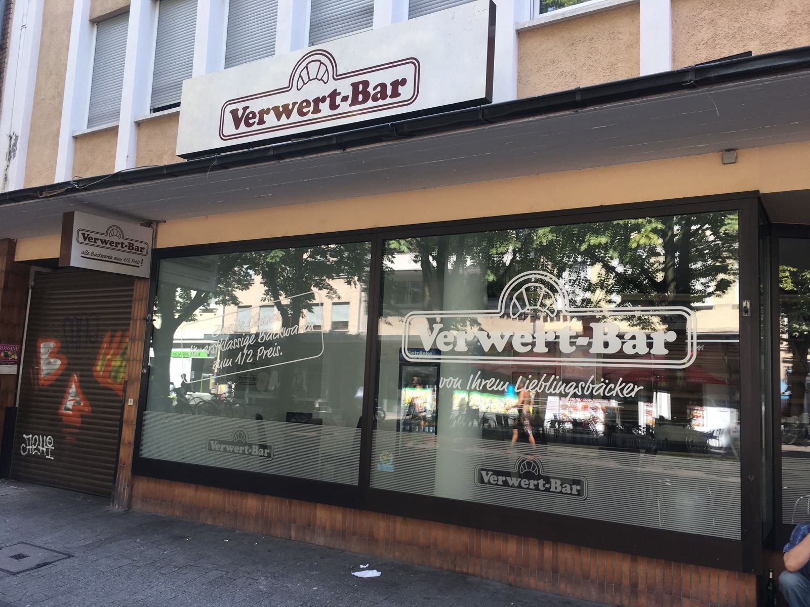 Verwert-Bar – Backwaren