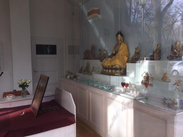 MENLHA-ZENTRUM Meditation Karlsruhe