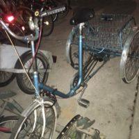 Dreiradfahrrad